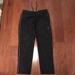 Nike Dri-fit winter running pants women's medium m